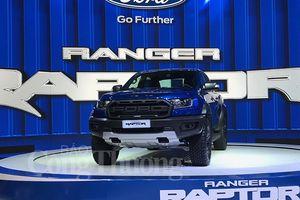 Ford Việt Nam ra mắt Ranger Raptor tại Triển lãm ô tô Việt Nam 2018