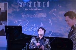 NSƯT Quốc Hưng ra mắt CD 'Biển tình'