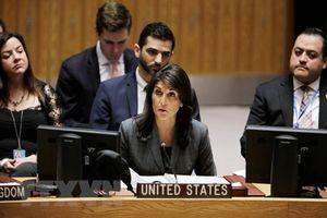 Vấn đề nhân quyền trong chính sách ngoại giao của Mỹ