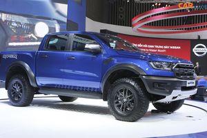 Ford chốt giá Ranger Raptor giá 1,2 tỷ đồng tại thị trường Việt Nam