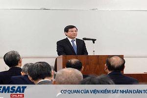 Kết quả chuyến công tác tại Nhật bản của đồng chí Viện trưởng VKSND tối cao Lê Minh Trí