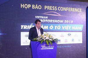 Khai mạc triển lãm Ô tô Việt Nam 2018