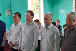 Vụ 'xẻ thịt' đất quốc phòng: Cựu sư đoàn trưởng lĩnh án 42 tháng tù