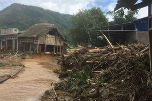 Lào Cai: Lũ quét khiến 1 người chết và thiệt hại hơn 6 tỷ đồng