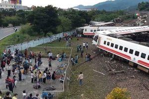 200 người thương vong vì tai nạn tàu hỏa ở Đài Loan: Do lái tàu