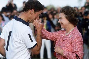 Tan chảy với những nụ hôn ngọt ngào của các thành viên Hoàng gia Anh