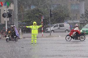 Dự báo thời tiết ngày 24/10: Bắc Bộ có mưa rải rác