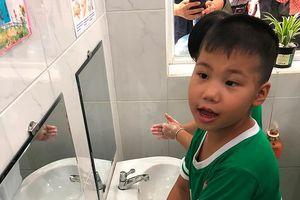 Nhiều trường tiểu học ở TP.HCM lơ là với dịch bệnh tay chân miệng