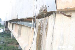 Lại phát hiện cầu, hầm chui cao tốc Đà Nẵng-Quảng Ngãi thấm nước
