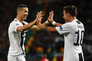Ronaldo kiến tạo, Dybala lập công giúp Juventus hạ MU ngay tại Old Trafford