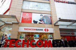 Techcombank: Lũy kế 9 tháng đầu năm đạt 13.294 tỷ đồng