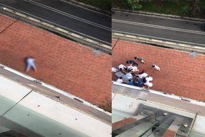 Bệnh nhân tâm thần nhảy từ tầng 6 bệnh viện tự tử