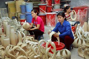 Các làng nghề thủ công mỹ nghệ khát nguyên liệu