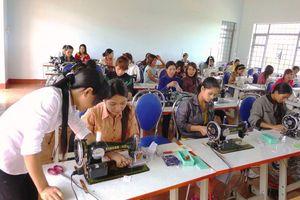 96,7% lao động nông thôn ở huyện Ba Vì có việc làm sau học nghề
