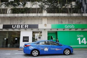 Taxi truyền thống giục Bộ Công Thương sớm kết luận vụ Grab 'thâu tóm' Uber