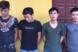 Nhóm công nhân với phi vụ trộm cắp hàng trị giá 1 tỷ đồng