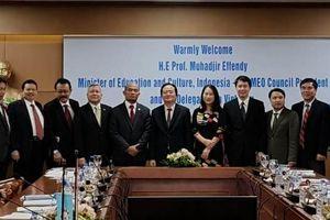 Indonesia và Ấn Độ thúc đẩy hợp tác công nghiệp quốc phòng