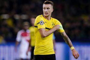 Atletico Madrid thua sốc 0-4 trên sân Dortmund