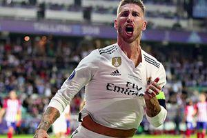 'Ở Real bây giờ, mọi thứ phụ thuộc vào Sergio Ramos'