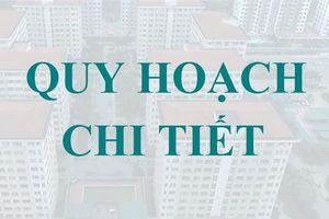 Hà Nội: Điều chỉnh tổng thể Quy hoạch chi tiết Khu đô thị mới Kim Chung - Di Trạch