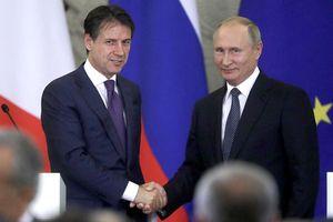 Italia kêu gọi EU dỡ bỏ các biện pháp trừng phạt chống Nga