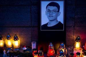 Nhà báo đầu tiên của Slovakia bị sát hại, một vụ giết người theo hợp đồng