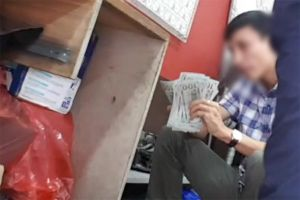 Chợ ngoại tệ 'chui' lớn nhất Hà Nội vẫn tấp nập bất chấp án phạt 90 triệu đồng vì đổi 100 USD