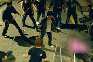 Điều tra vụ 2 nhóm thanh niên hỗn chiến gây náo loạn đường phố