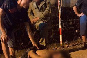 Tạm giữ 5 người để điều tra vụ đánh chết thanh niên nghi bắt cóc trẻ em