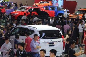 Vietnam Motor Show 2018 – cuộc chơi của ô tô nhập khẩu
