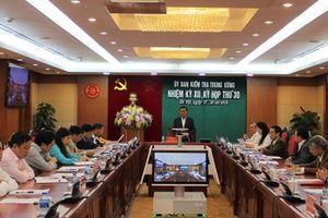 Thiếu tướng Phan Tấn Tài bị Ủy ban Kiểm tra Trung ương kỷ luật
