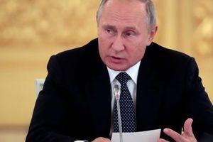 Mỹ vừa rút khỏi hiệp ước, Nga vội 'dằn mặt' châu Âu