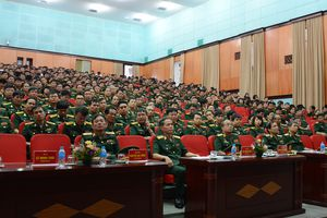 Học viện Kỹ thuật quân sự tổng kết Phong trào Thi đua Quyết thắng năm học 2017-2018