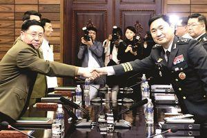 Tiếp tục hạ nhiệt ở bán đảo Triều Tiên