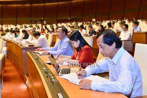 Hôm nay, Quốc hội lấy phiếu tín nhiệm 48 chức danh lãnh đạo