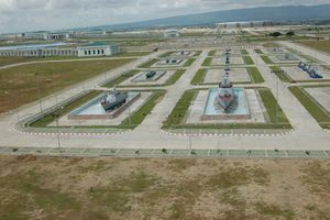 Khám phá điều bất ngờ tại bảo tàng quân sự lớn nhất Đông Nam Á