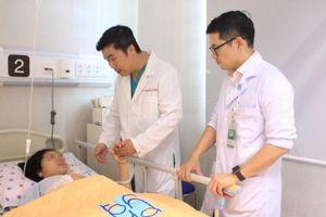 Thai phụ bị vỡ túi phình động mạch não