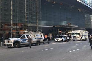 Cảnh sát New York báo động khẩn cấp, phát hiện bưu kiện chứa bom gửi đến nhà ông Obama, trụ sở CNN