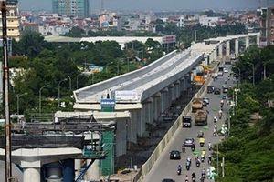 Hà Nội: Phân luồng giao thông phục vụ thi công ga ngầm S9 trên phố Kim Mã