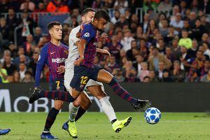 Barcelona dễ dàng đánh bại Inter Milan mà không cần Messi