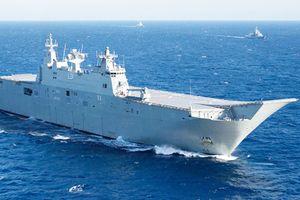 Hải quân Úc tăng hiện diện tại Biển Đông