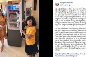 Hé lộ lý do khiến loạt hot mom: Diệp Chi, Hương Giang, Trang Lou chăm vào bếp!