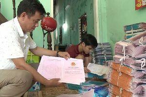 Quảng Nam: Hai máy tính chứa dữ liệu 20.000 sổ đỏ bị mất