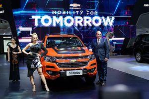Chevrolet nhấn mạnh cá nhân hóa phương tiện di chuyển ở VMS 2018