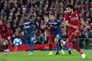 Salah lập kỳ tích, Liverpool đại thắng 4 sao