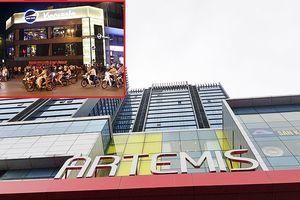 Dừng kinh doanh quán bia 'hoán cải' ở chung cư cao cấp Artemis