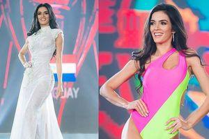 Nhan sắc nóng bỏng của nữ đầu bếp Paraguay đăng quang Miss Grand 2018