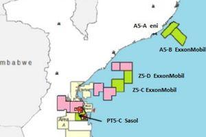 Eni trúng thầu thăm dò dầu khí tại Lô A5-A ngoài khơi Mozambique