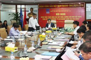 PV Power tổ chức Hội nghị quán triệt thực hiện các quy định, hướng dẫn mới của Đảng