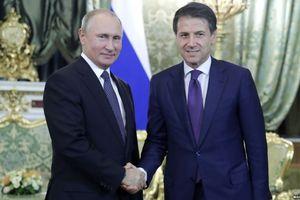 Italia tham gia 'sân chơi' Dòng chảy Thổ Nhĩ Kỳ?